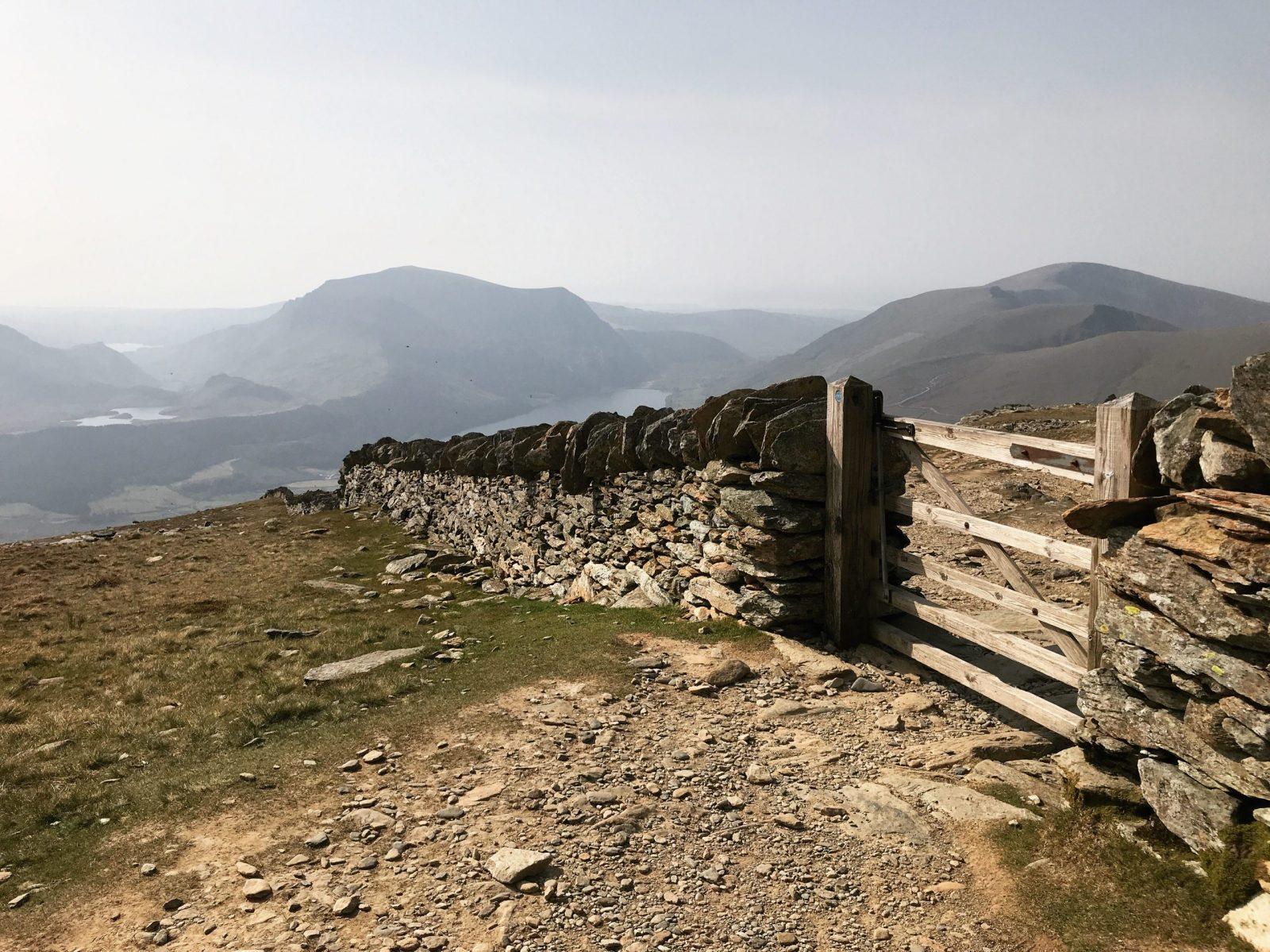 Hiking Snowdonia Snowdon walking routes