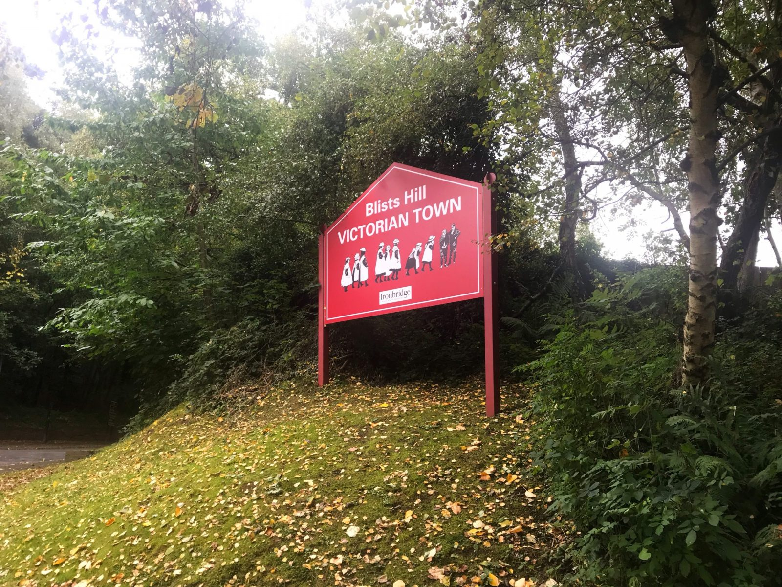 Visiting Ironbridge Blists hill victorian town