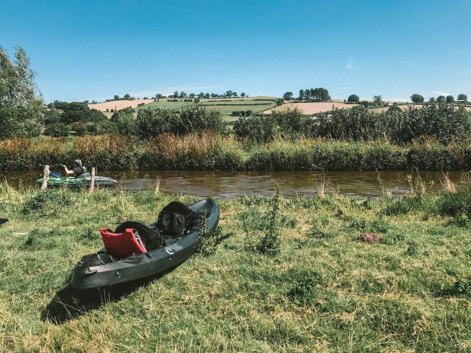 Beginners guide to kayaking