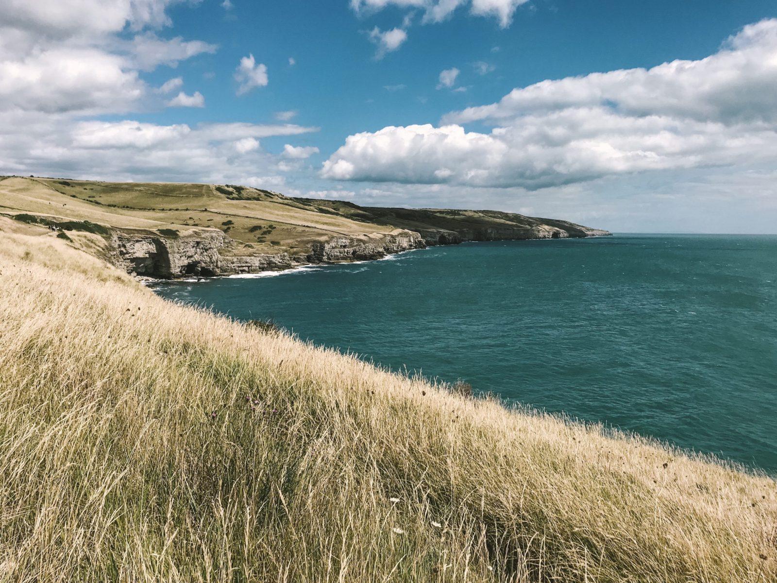 Jurassic Coast circular walks coastline
