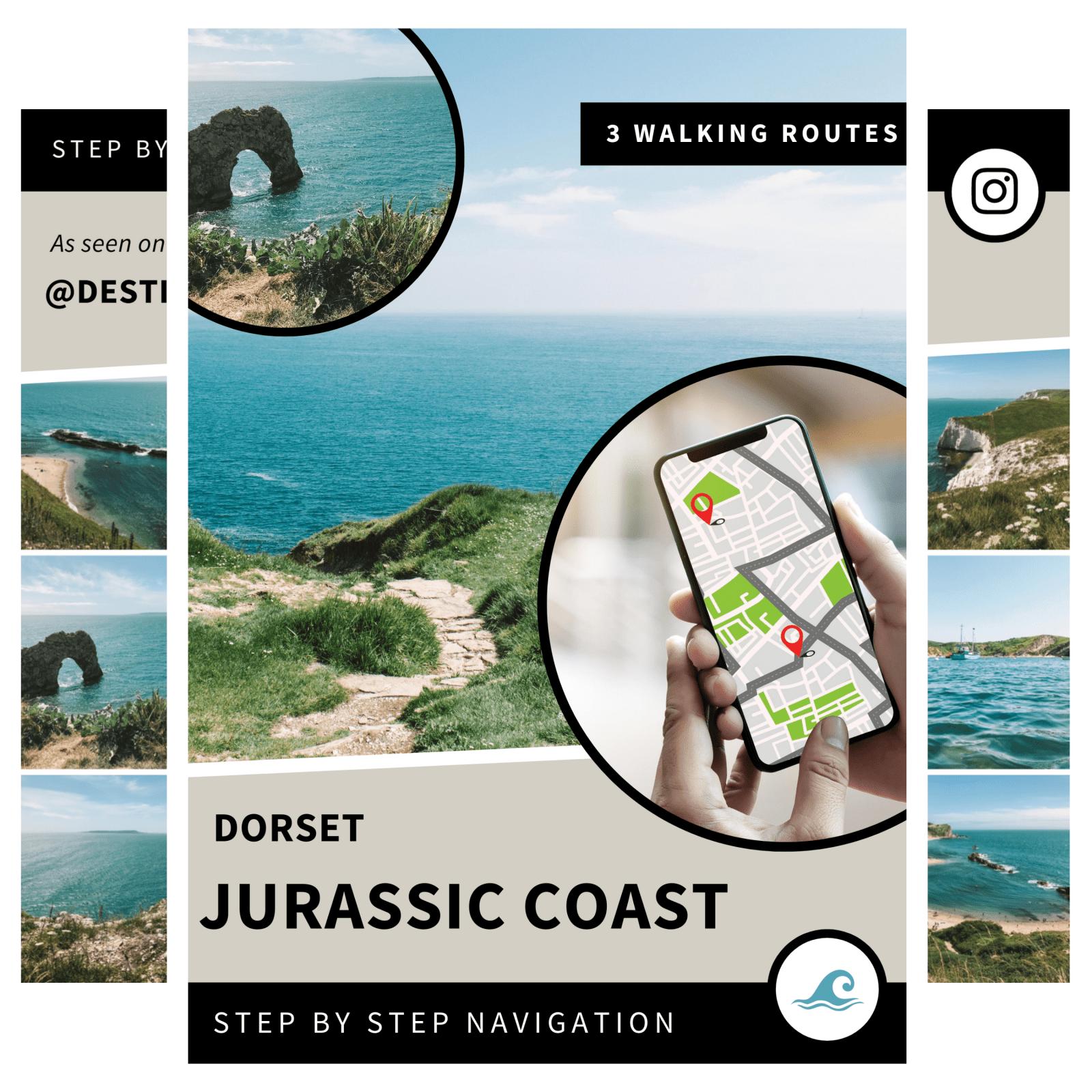 Jurassic Coast walking routes