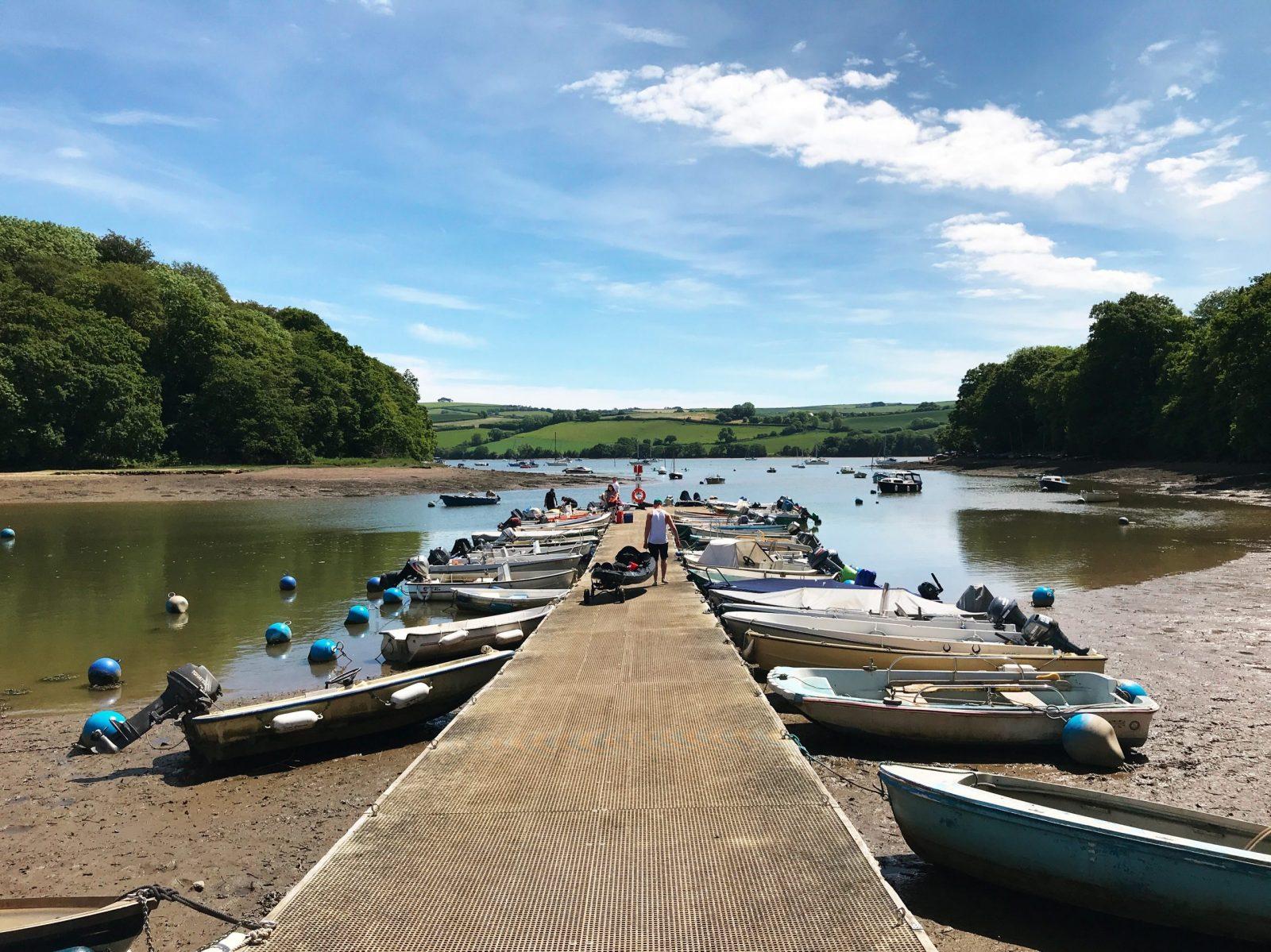 River Dart kayaking guide