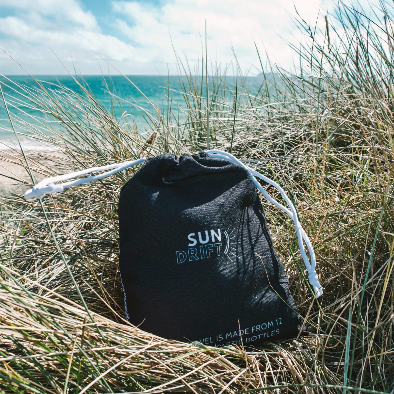 SunDrift quick dry beach towel