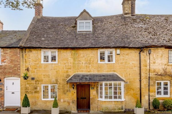 Autumn in the Cotswolds Broadway House
