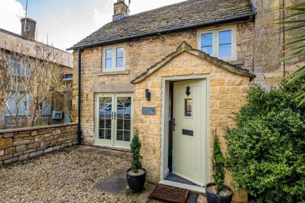 Autumn in the Cotswolds Peony Cottage