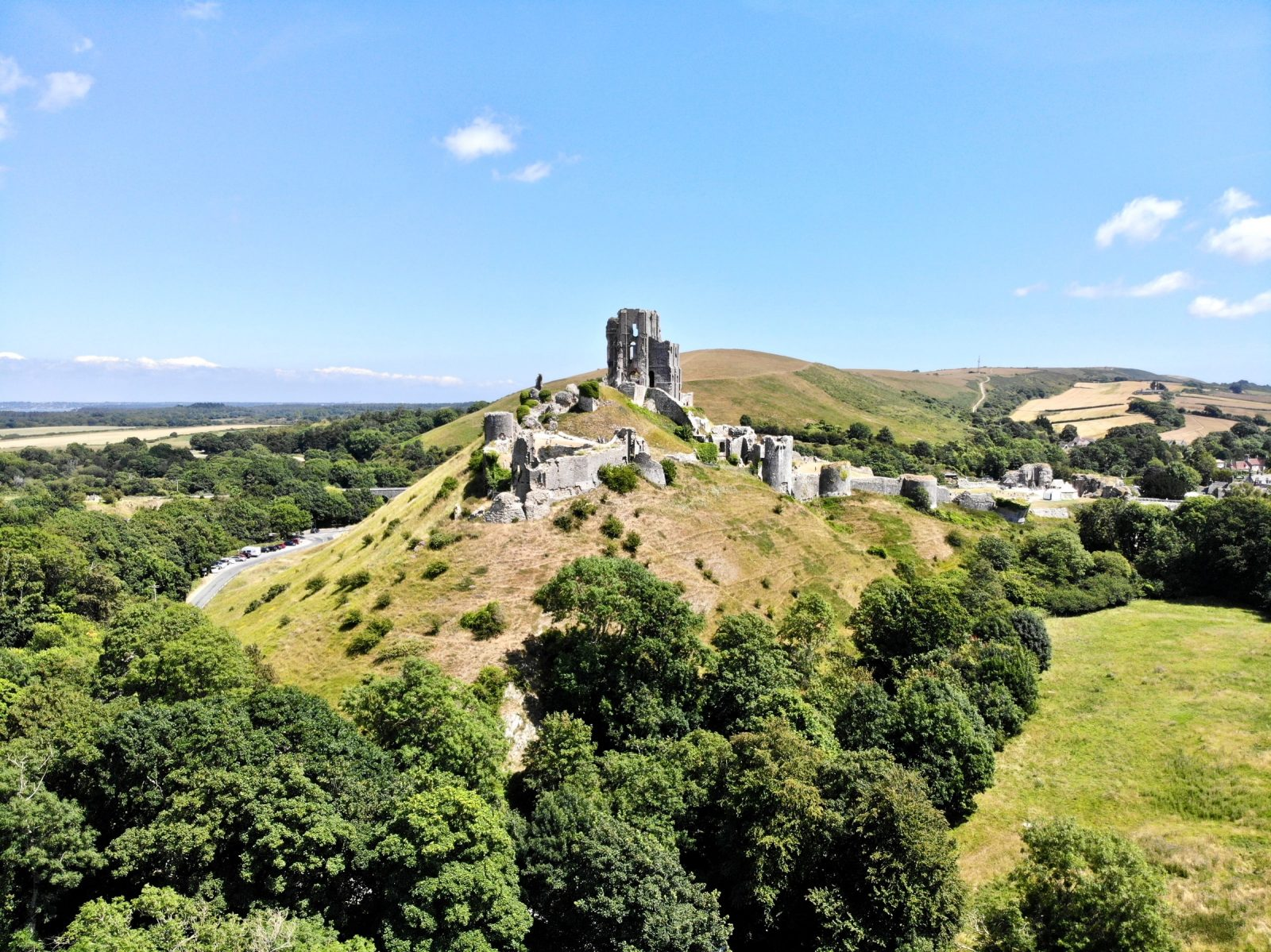 Best villages in Dorset 10 prettiest locations Corfe Castle