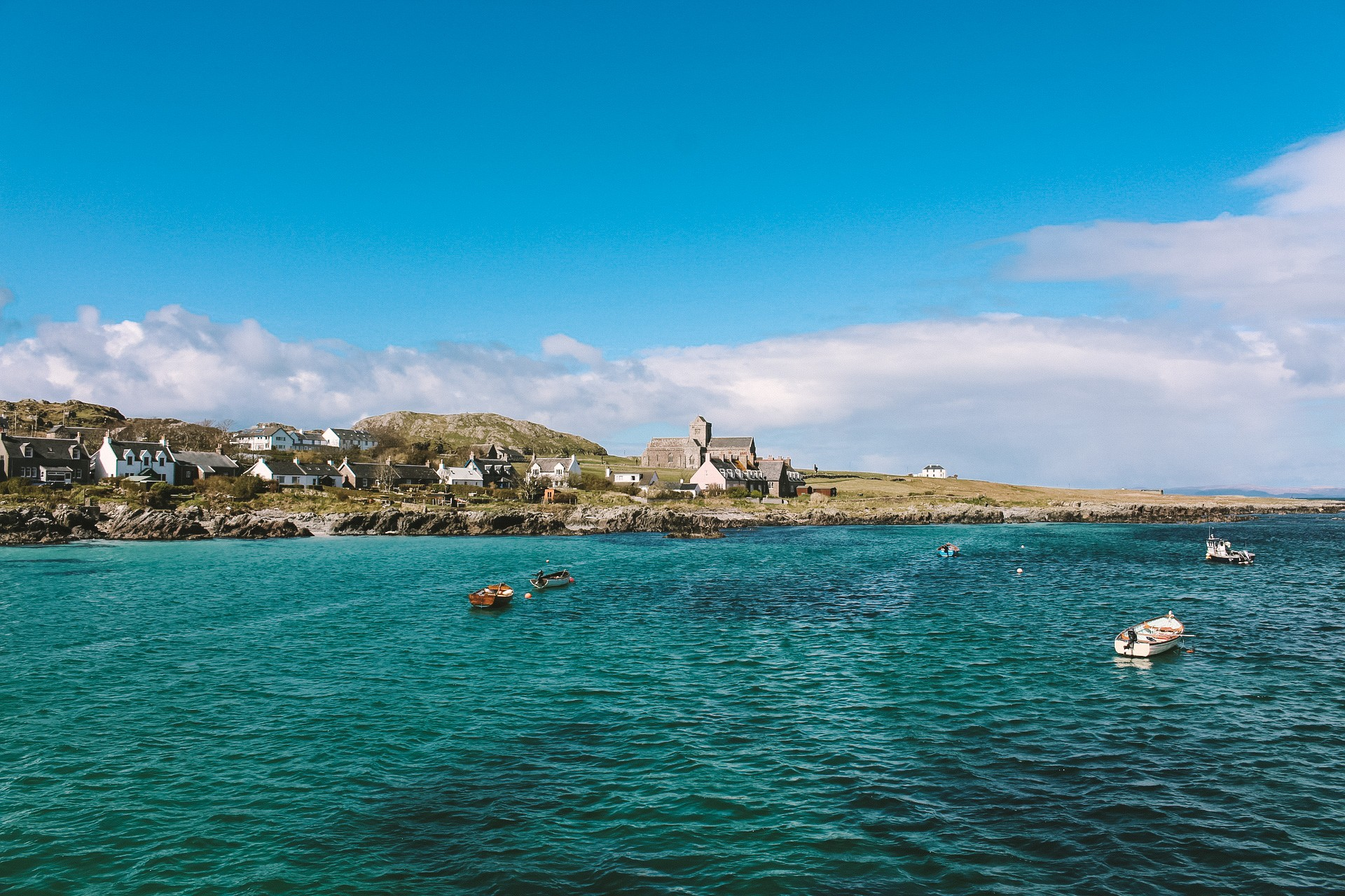 Hidden Gems in the UK Isle of Iona