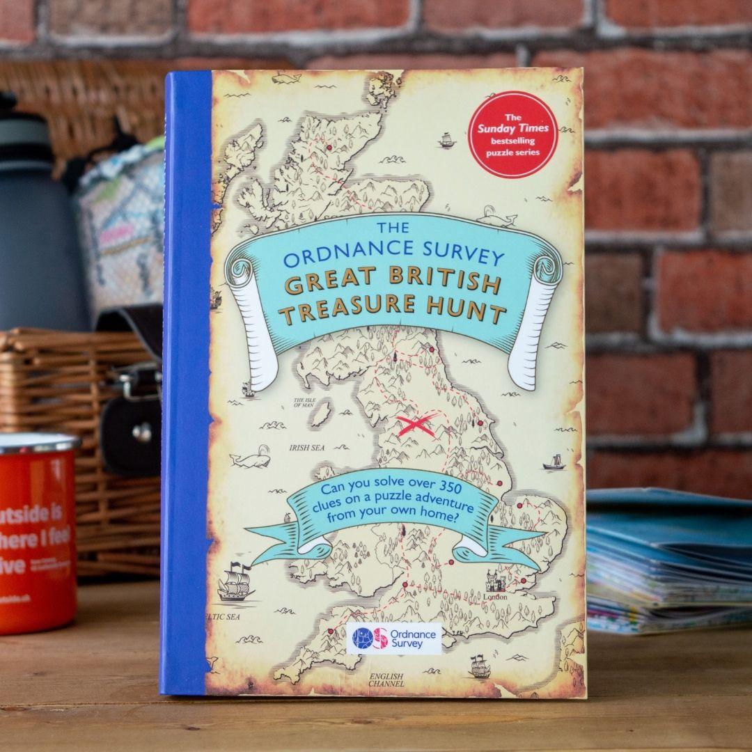 Ordnance Survey Gifts Map